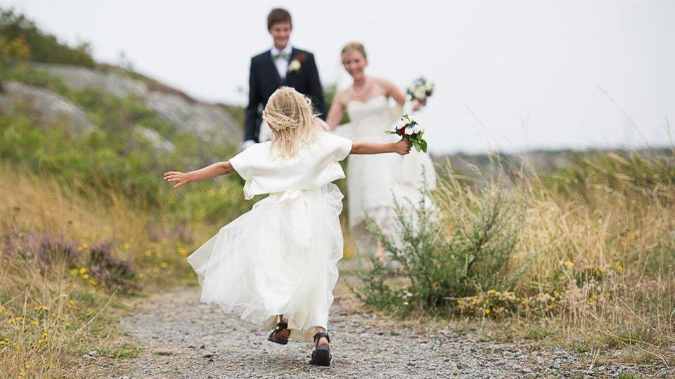 barn glädje spring möte